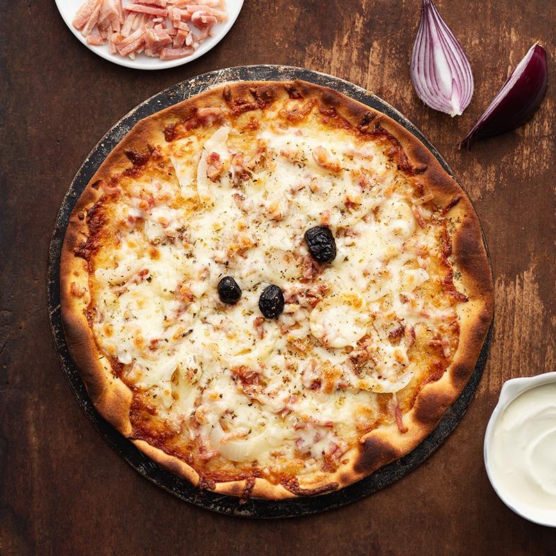 Pizza-italienne-faite-maison-Paysanne-La-Tour-de-Pise
