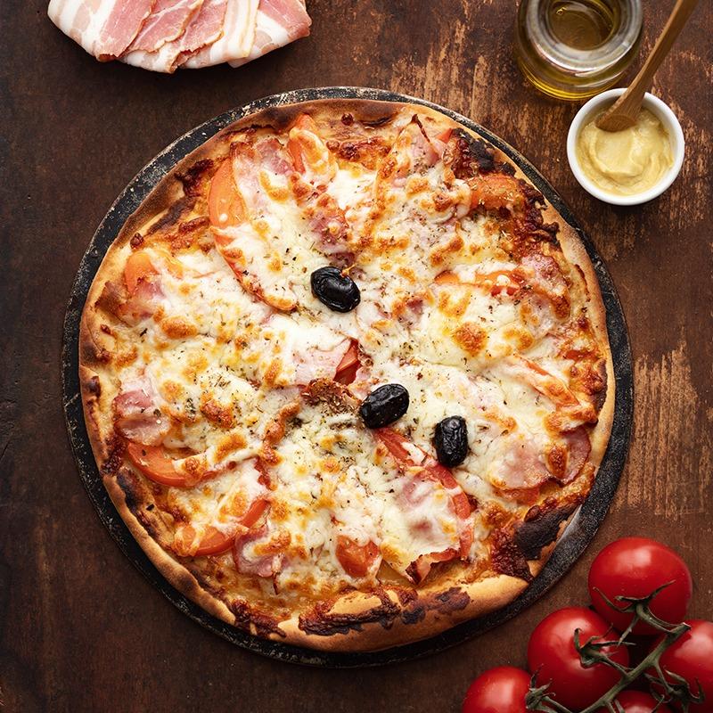 Pizza-italienne-faite-maison-Vesuve-La-Tour-de-Pise