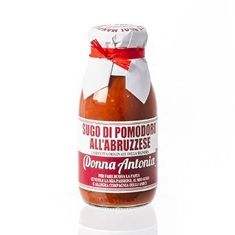 Sauce-tomate-italienne-Donna-Antonia-all'bruzzese-La-Tour-de-Pise