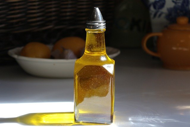 Photo d'une huile d'olive italienne